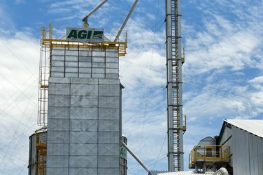 AGI Grain Dryer