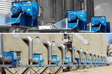 AIRLANCO Centrifugal Fans
