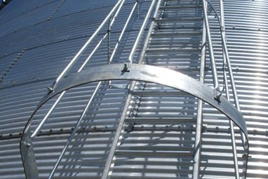 Brownie Grain Bin Safety Equipment