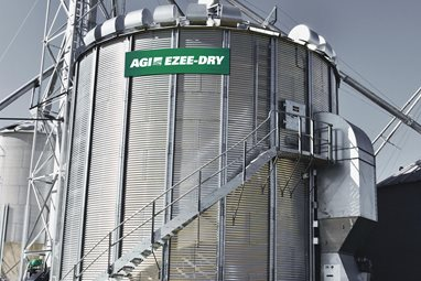 AGI EZEE-DRY Roof-Top Grain Drying System