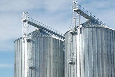 FRAME Silo Ladders