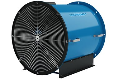 Grain Guard In-Line Centrifugal Fan