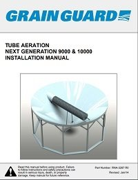 Tube Aeration Straight Duct