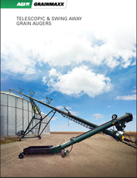 AGI GrainMaxx Telescopic & Swing Away Grain Augers