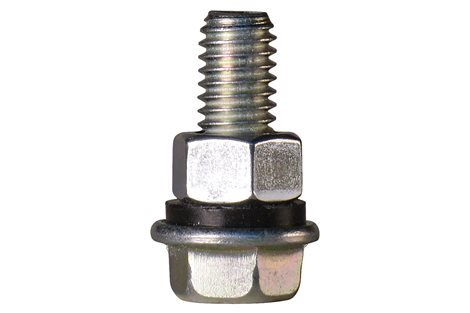 Heavy-Duty Bolts with Steel Washers