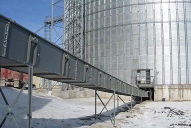 Hi Roller Hi-Life® Enclosed Belt Conveyor