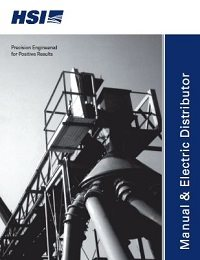Electric Distributor 60° Model Brochure