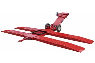 Mayrath Commercial Drive-Over Chain Conveyor