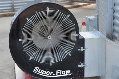 KEHO Super-Flow Centrifugal Aeration Fan