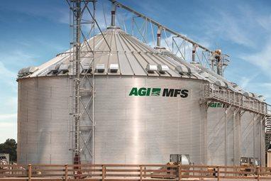 Feed Storage | AGI