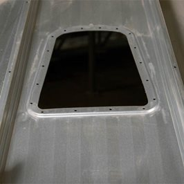 Roof Vent Openings