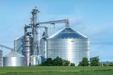 Grain Bins | AGI