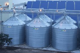 Commercial Grain Storage Systems