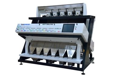 MILLTEC Alpha+ Series Color Sorter