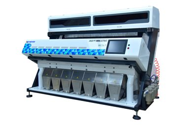 MILLTEC Beta Series Color Sorter