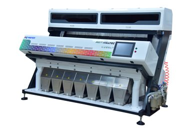 MILLTEC Gamma Series Color Sorter
