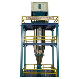 Parboiling & Drying Equipment