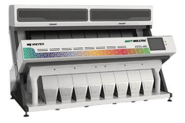 ZETA Series Color Sorter