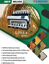Alpha Plus Series Color Sorter Brochure