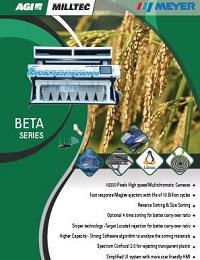 Beta Series Color Sorter Brochure