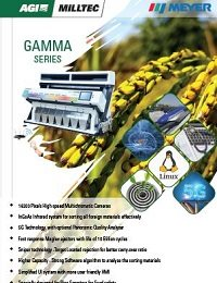 Gamma Series Color Sorter Brochure