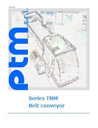 TNM Belt Conveyor (English)