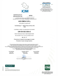Certificate ISO 3834-2