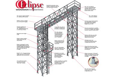 Hutchinson Eclipse Tower-Catwalk Solutions