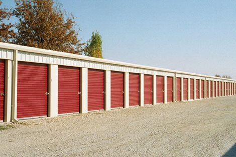 Self-Storage Building