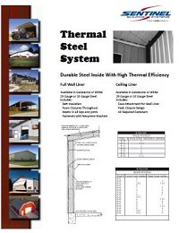 Thermal Steel System