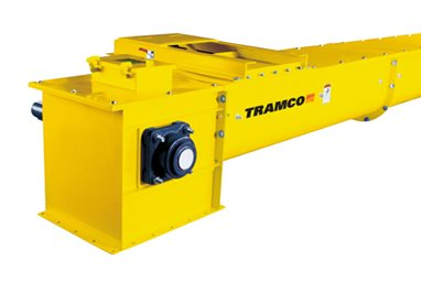 TRAMCO Model RB Conveyor