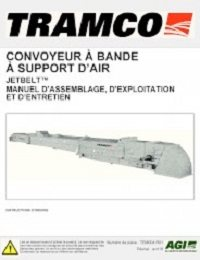 Air Supported Belt Conveyor (French)