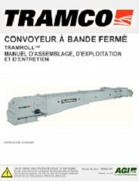 Enclosed Belt Conveyor (French)