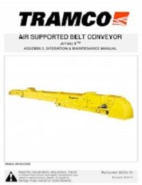 JetBelt Conveyor – Assembly, Operation, Maintenance (English)