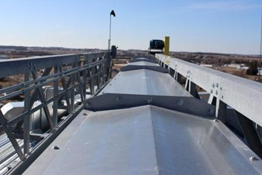 Union Iron Agricultural En-Masse Conveyors