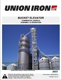 Commercial Bucket Elevator Assembly & Operation - International
