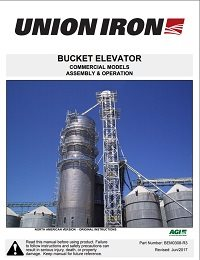 Commercial Bucket Elevator Assembly & Operation - North America