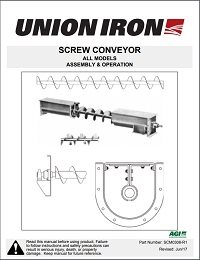 Screw Conveyor Assembly & Operation - North America