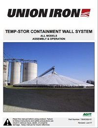 Temp-Stor Containment Wall Assembly & Operation - North America
