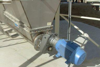 Screw Feeders & Conveyors | AGI
