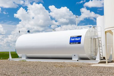 Westeel Stationary Fuel Tanks