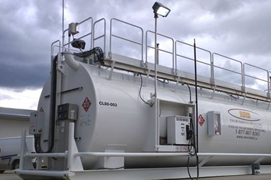 Turnkey ULC Fuel Tank Systems