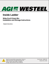 198932 Wide Corr Inside Ladder Installation Instructions