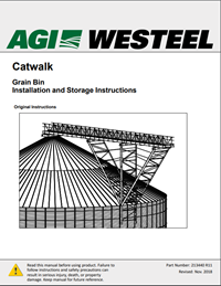 213440 Bin Catwalk Installation Instructions