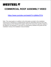 Westeel 108' Roof Assembly Video - Visual Installation Guide