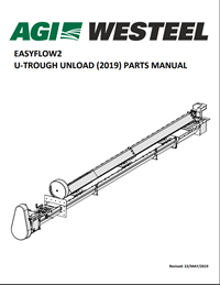 EasyFlow2 U-Trough Unload (2019) Parts Manual