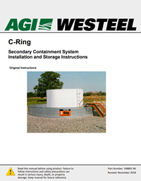 198805 C-Ring™ Secondary Containment System Installation Instructions