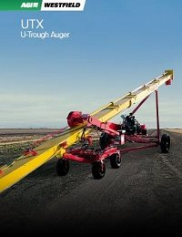 UTX U-Trough Auger