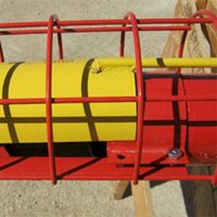 Utility Augers - Safety Shield Intake