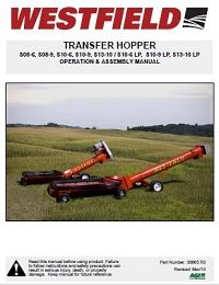 Transfer Hopper - Assembly & Operation